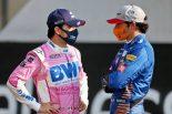 セルジオ・ペレス(レーシングポイント)&カルロス・サインツJr.(マクラーレン)