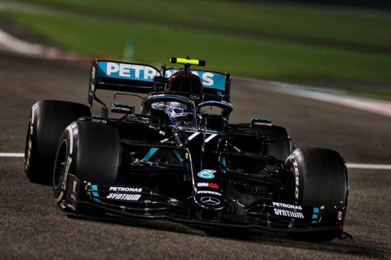 F1 | F1 Topic:アブダビGPで約5馬力のパワーを抑えて戦ったメルセデス。タイヤの扱いにも苦戦