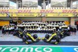 2020年F1第17戦アブダビGP ルノー・DPワールド・F1チーム
