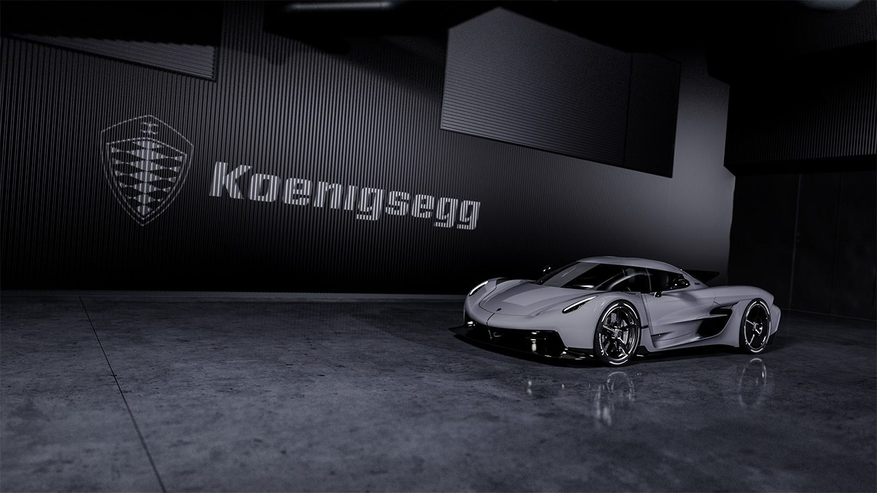 Koenigsegg JESKO Abusolut(ケーニグセグ ジェスコ・アブソリュート)