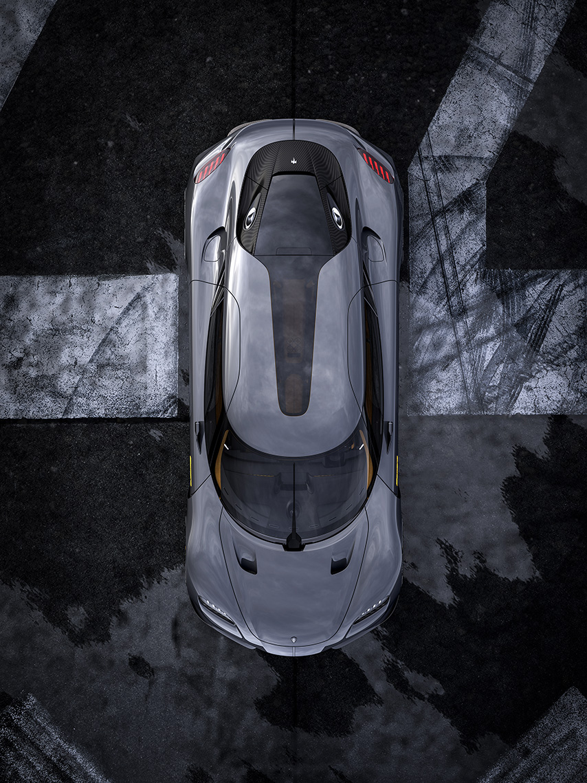 Koenigsegg GEMERA(ケーニグセグ ジェメーラ)