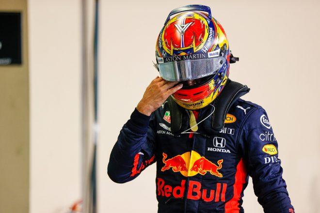 2020年F1第17戦アブダビGP アレクサンダー・アルボン(レッドブル・ホンダ)
