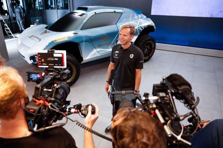 ラリー/WRC | ダカールラリー:マティアス・エクストロームがレイドデビュー。X-raidと新クラスへ