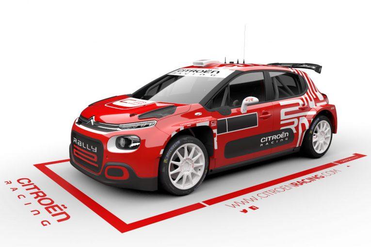 ラリー/WRC | WRC:シトロエンが『C3ラリー2』発表。R5のアップグレード版として2021年デビュー
