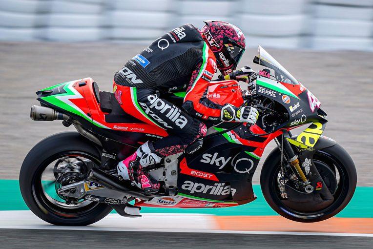 MotoGP   MotoGP:グレシーニがアプリリアから離脱。2022年からスズキのサテライトチームとして参戦か