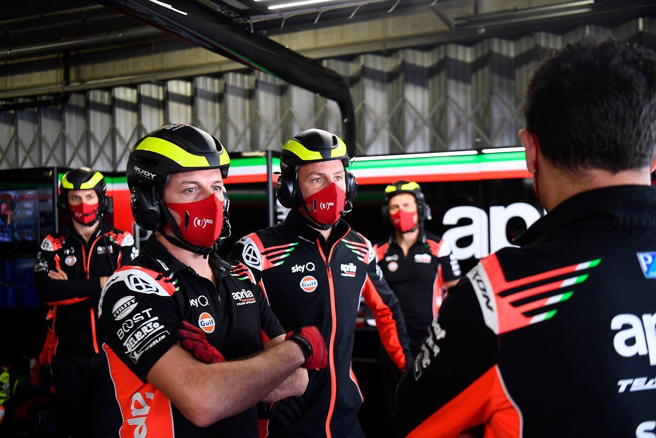 MotoGP:グレシーニがアプリリアから離脱。2022年からスズキのサテライトチームとして参戦か