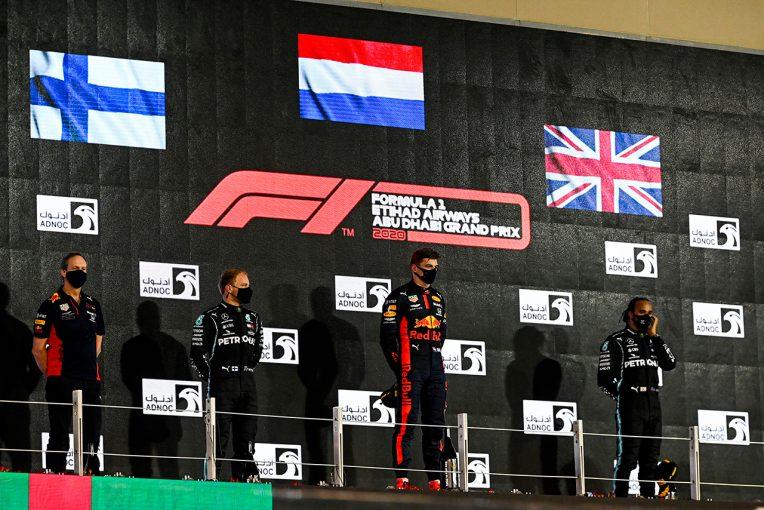 F1   F1第17戦アブダビGP決勝トップ10ドライバーコメント(2)