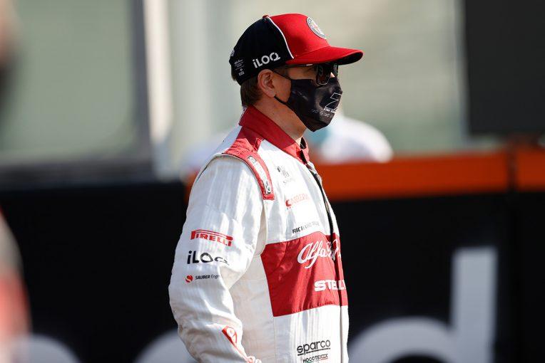 F1 | ライコネン「ポジティブなレース。こういう形でシーズンを終えたのは悪くない」:アルファロメオ F1第17戦決勝