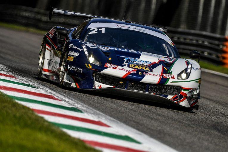 ル・マン/WEC   デイトナ24時間:AFコルセ、イタリアGT王者とワークスドライバーを起用しGTDクラス参戦へ