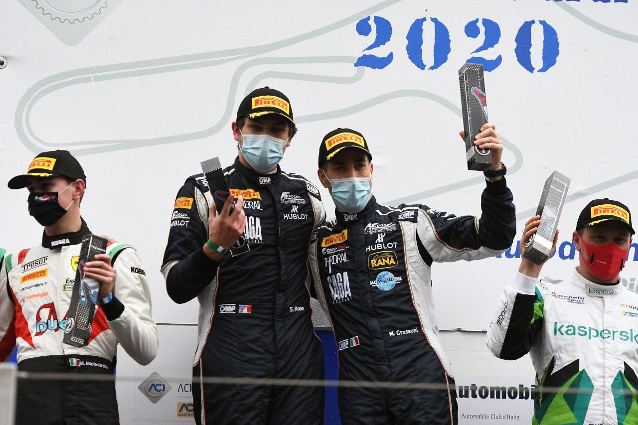 デイトナ24時間:AFコルセ、イタリアGT王者とワークスドライバーを起用しGTDクラス参戦へ
