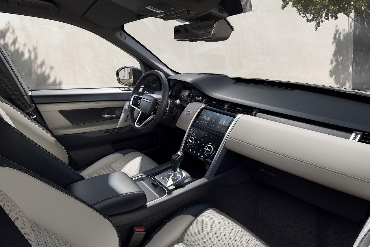 ランドローバー、主軸の『DISCOVERY SPORT』21年モデルにディーゼルMHEVを追加設定