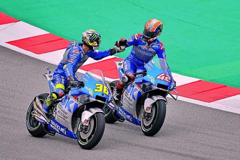 MotoGP | MotoGP:スズキ、前半戦のパフォーマンスは80%と評価/2020年シーズン振り返り(1)