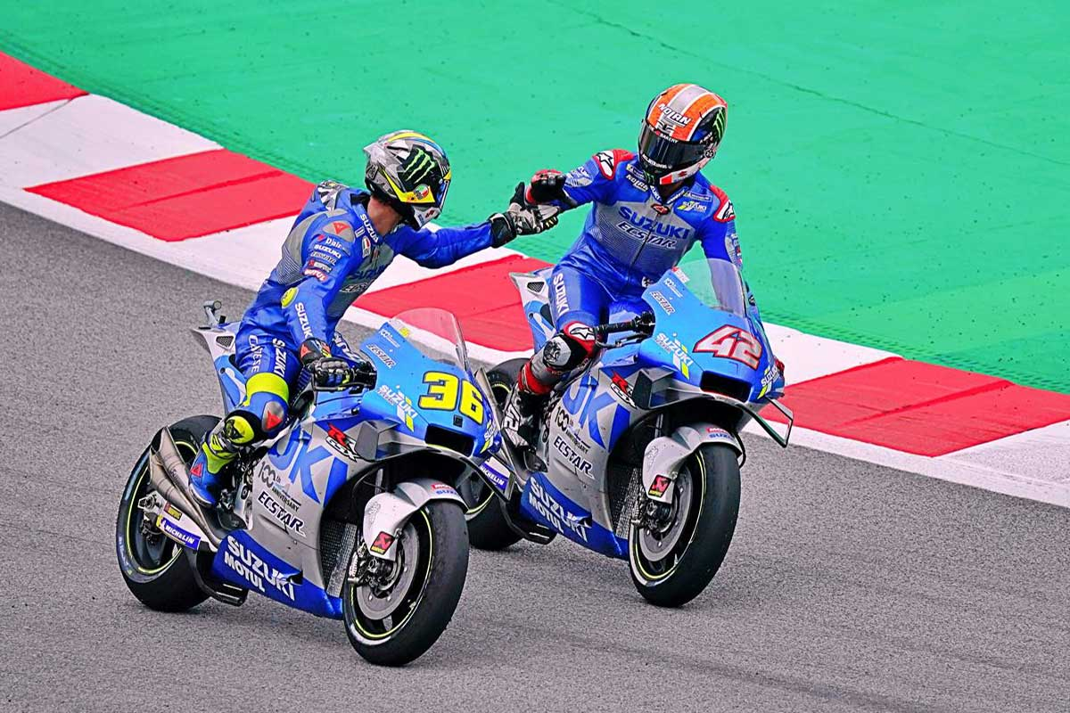 MotoGP第9戦カタルーニャGP