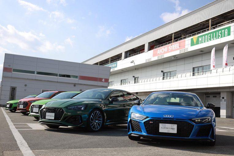 クルマ | モータースポーツ直系という愉悦。最新Audi RSシリーズの進化を探る