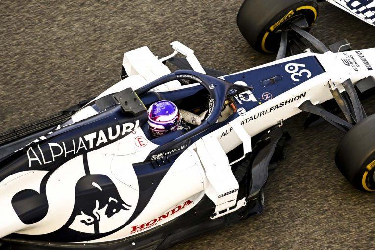 F1   佐藤万璃音F1初テストへの経緯。ヘルムート・マルコ「ウチのF1マシンに乗るよね?」