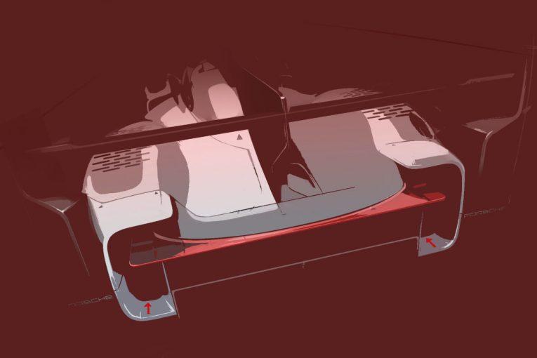 ル・マン/WEC   ポルシェ、プロトタイプカーレース復帰に際しLMDh車両のカスタマー供給にも意欲