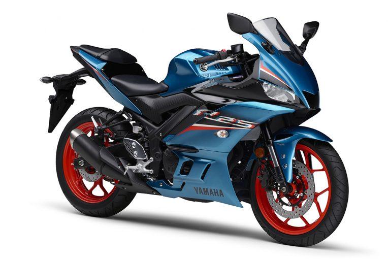 MotoGP   ヤマハ『YZF-R3 ABS』と『YZF-R25 ABS』に新色シアンなど追加。2021年モデルは3色展開で1月15日発売