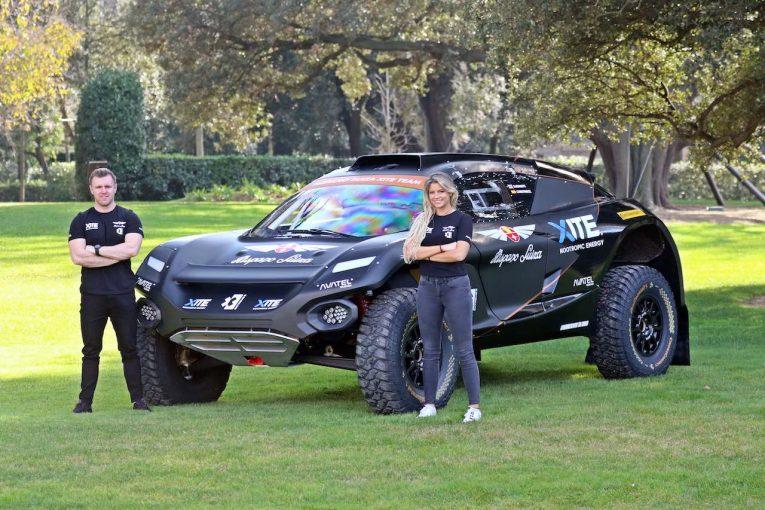 ラリー/WRC | エクストリームE:スペインの『HISPANO SUIZA XITE ENERGY TEAM』が新規参戦表明。初年度は全9チームに