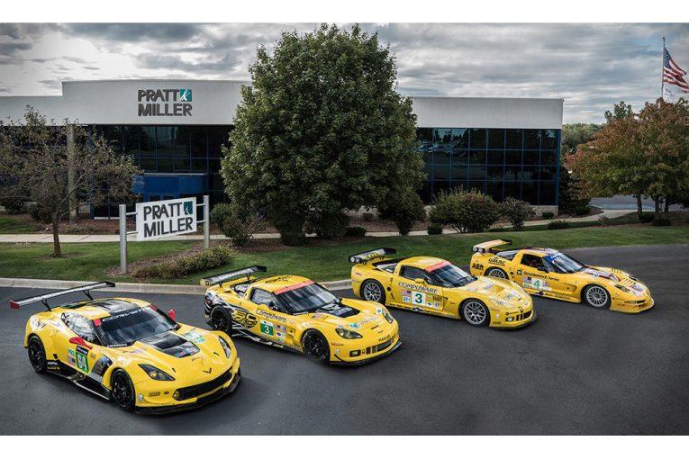 ル・マン/WEC | IMSA:コルベット・レーシングを運営するプラット&ミラーが118億円で売却