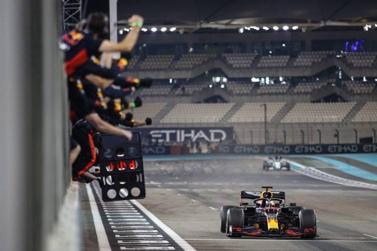 Blog | 【ブログ】フェルスタッペンのポール・トゥ・ウインを2021年への弾みに/F1自宅特派員アブダビGP編