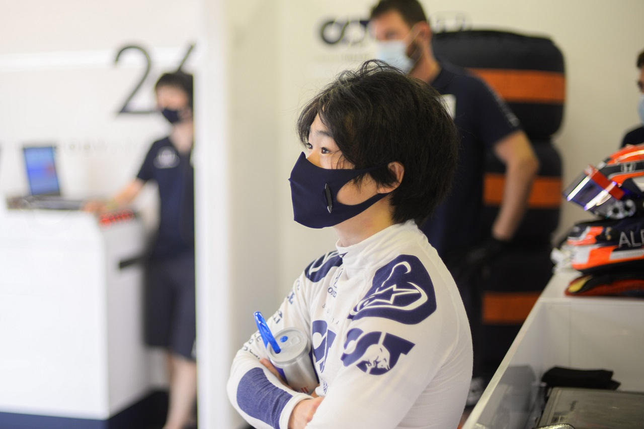 F1 | 角田裕毅(Yuki Tsunoda) 2021年