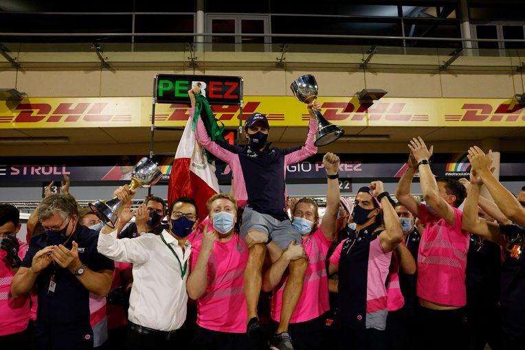 F1   ペレス「チームには明るい未来が待っている。それが僕には何よりのご褒美」/ドライバーからチームへ惜別のメッセージ(1)