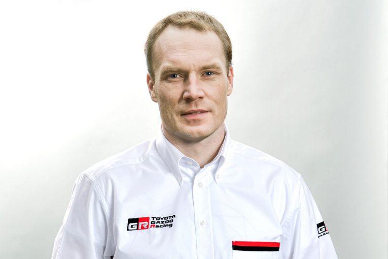 ラリー/WRC   WRC:トヨタ、2021年参戦体制発表。ヤリ-マティ・ラトバラが新チーム代表に就任