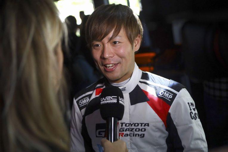 ラリー/WRC   勝田貴元、ラリージャパン含む2021年WRC全戦にヤリスWRCで参戦「TGRに心から感謝」