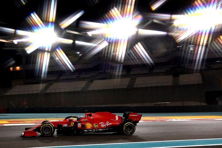 F1 | 【F1第17戦無線レビュー(4)】フェラーリを離れるベッテルが歌を披露「みんなとお別れするのは寂しいよ」