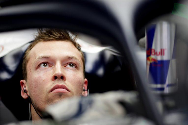 F1   アルファタウリ離脱のクビアト、レース活動を1年中断、2022年F1シート獲得に集中へ