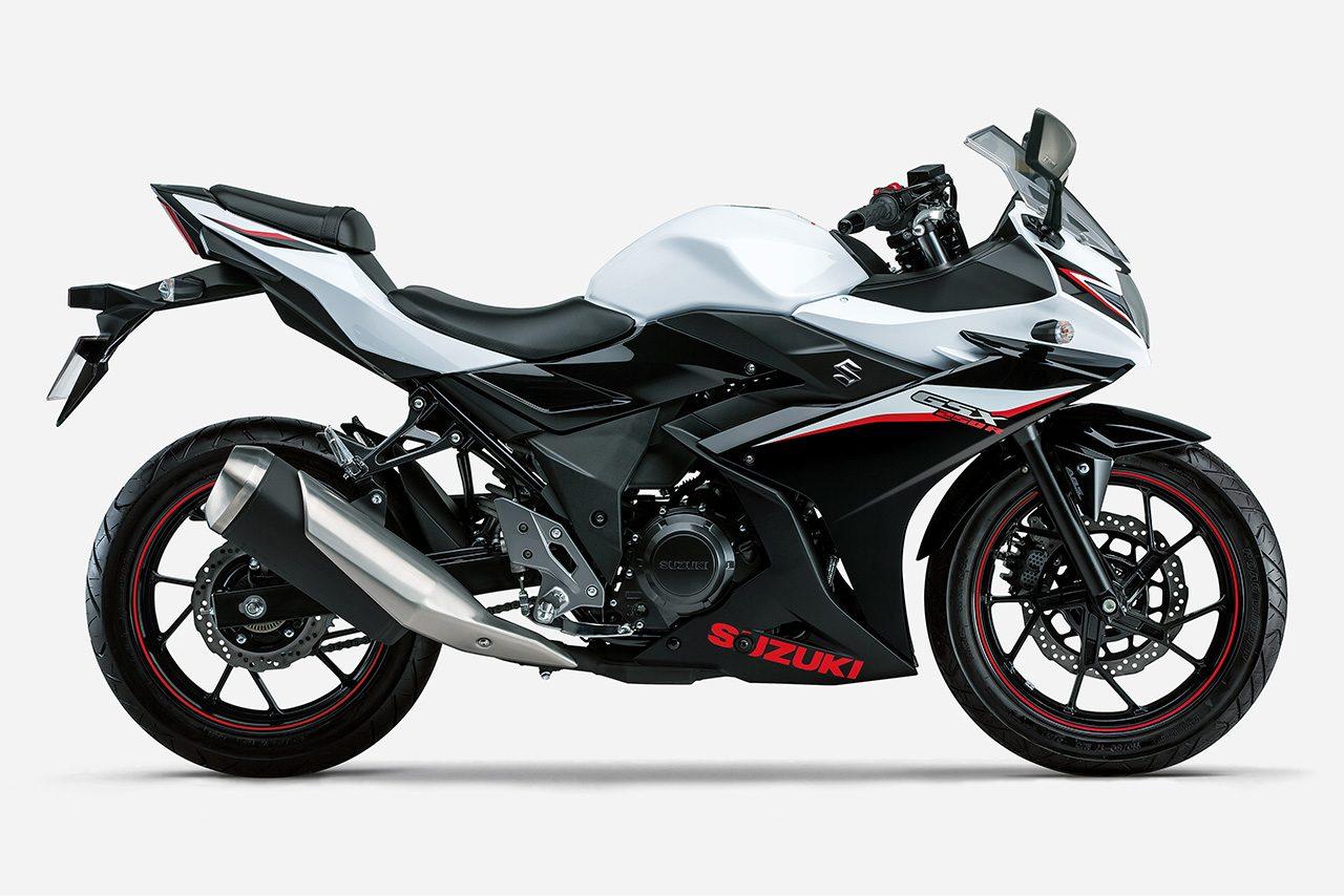 スズキ、ロードスポーツの『GSX250R』にABS仕様を追加して12月25日より発売