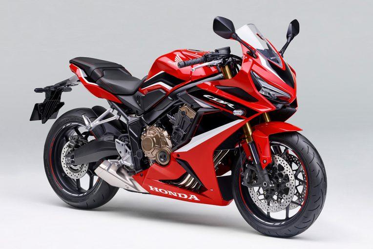 MotoGP | ホンダ、『CB650R』と『CBR650R』のカラーリングやデザイン、フロントフォークの仕様を変更して2021年1月28日から発売