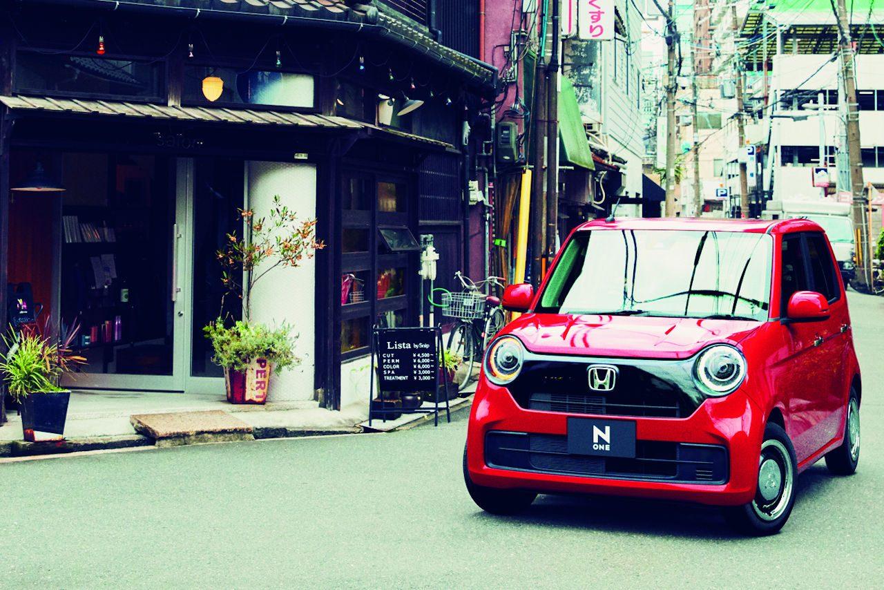 """新型『ホンダN-ONE』発売1カ月で月間計画4倍超の受注。6MTも採用の""""RS""""が約3割"""