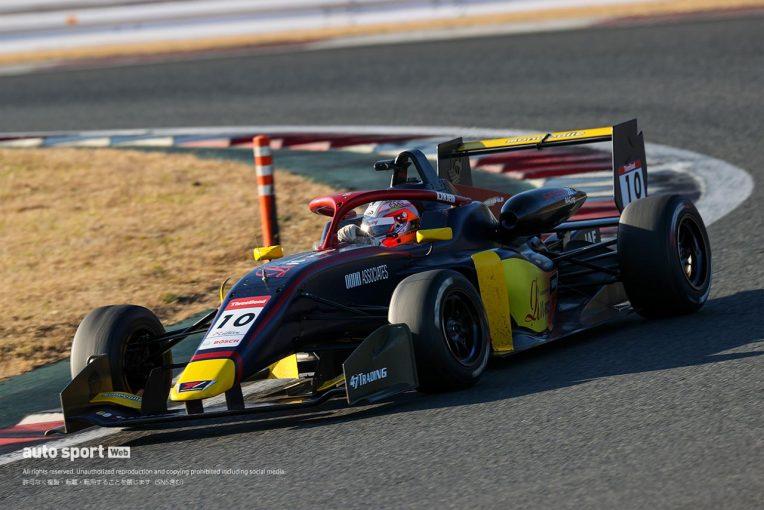 国内レース他   スーパーフォーミュラ・ライツ:富士で合同テストがスタート。午後に三宅淳詞が首位タイム