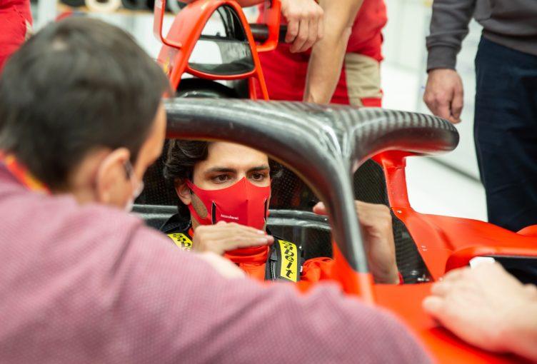 F1 | フェラーリF1代表「新加入のサインツをルクレールと平等に扱う」最大限の得点に期待
