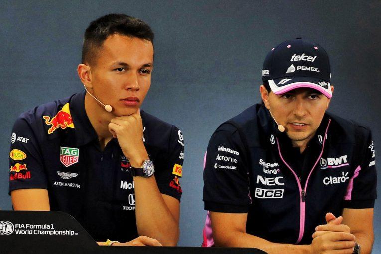 F1 | レッドブルF1代表「アルボンかペレスの二択だった」ヒュルケンベルグは早期に2021年ドライバー候補から外れる
