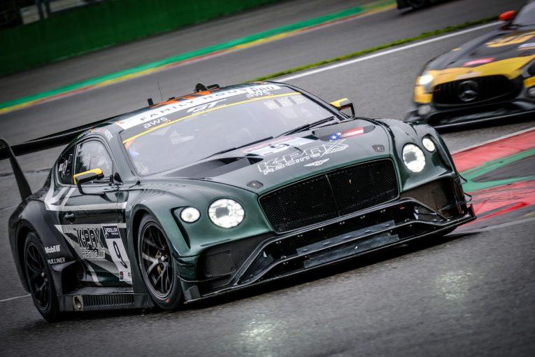 ル・マン/WEC   K-PAXレーシングがランボルギーニにスイッチ。GTワールドチャレンジ・アメリカに復帰