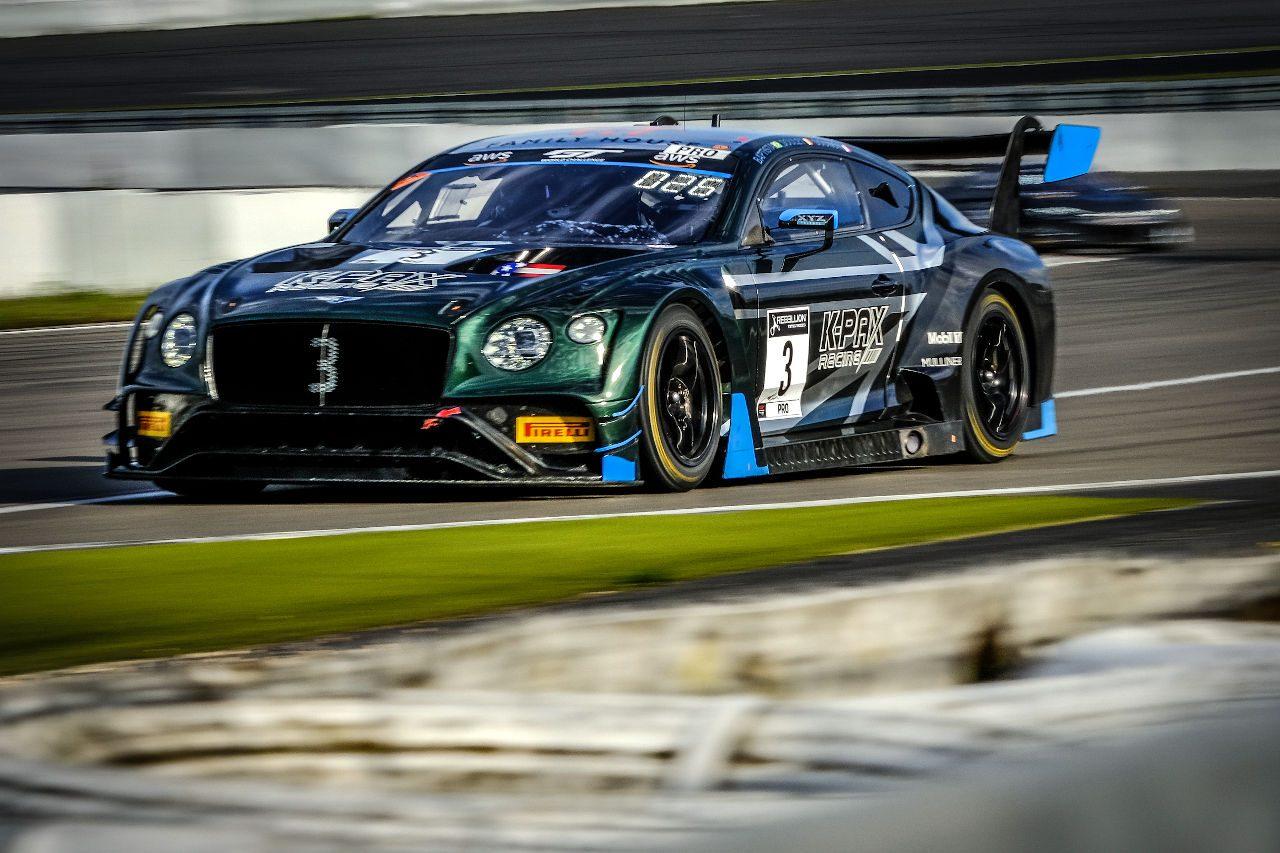 K-PAXレーシングがランボルギーニにスイッチ。GTワールドチャレンジ・アメリカに復帰