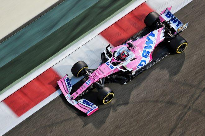 2020年F1第17戦アブダビGP セルジオ・ペレス(レーシングポイントRP20)