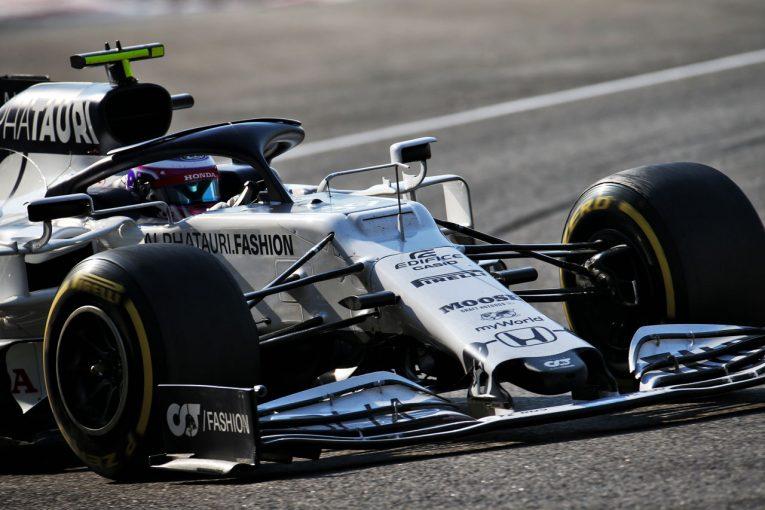 F1   佐藤万璃音が語るF1初テストの詳細「F1とF2は3つくらいカテゴリーがかけ離れている」