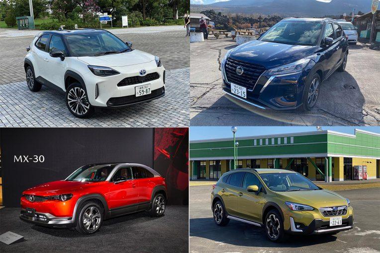 クルマ | 【新車情報】オートスポーツweb的、最新国産コンパクトSUV購入ガイド。ヤリスクロスかXVか、お値段以上の満足度がある本命は?