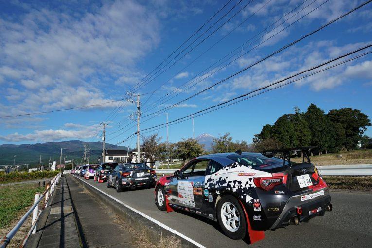 ラリー/WRC   ビギナー向け参加型ラリー『TGR Rally Challenge』2021年暫定スケジュール発表