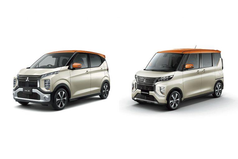 クルマ   ミツビシ、安全装備充実の『eKクロス/eKクロス スペース』特別仕様車G Plus Edition発売