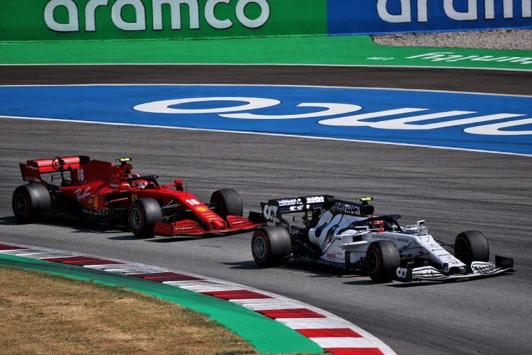 F1   フェラーリF1代表、新トークン制ではアルファタウリらライバルが有利と警戒