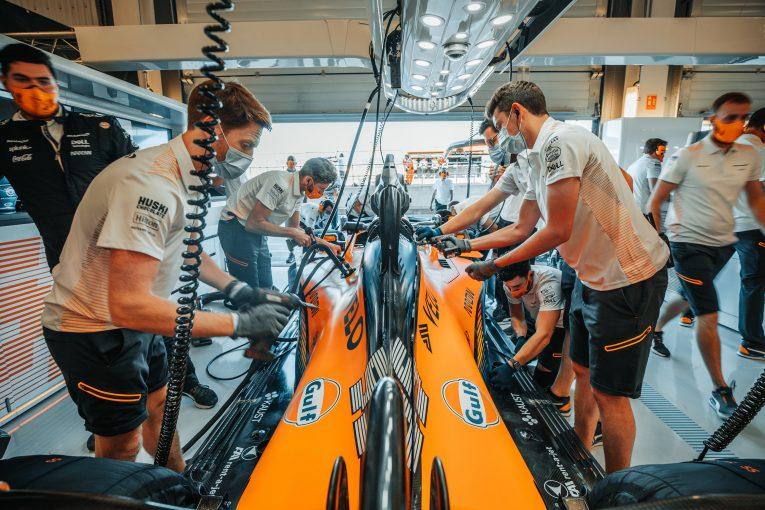 F1 | 2021年にPU変更するマクラーレンF1「開発制限下でも『MCL35M』はほとんどニューマシン」