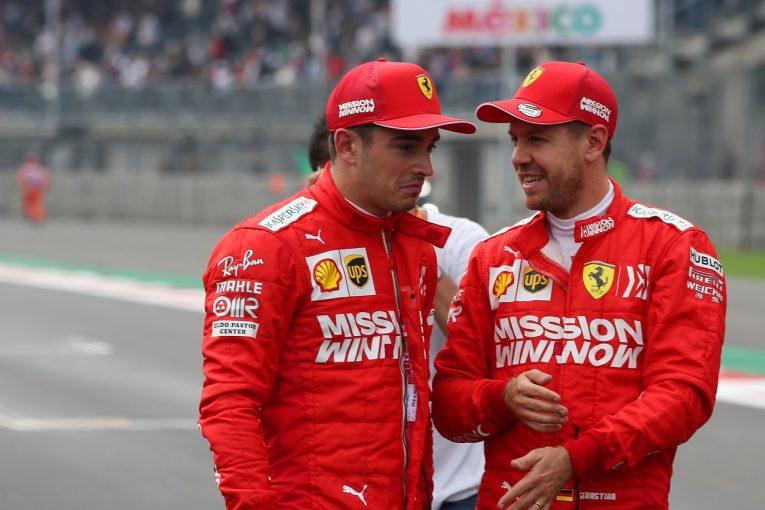F1 | ルクレールとフェラーリF1首脳が明かすベッテルの特別な人柄