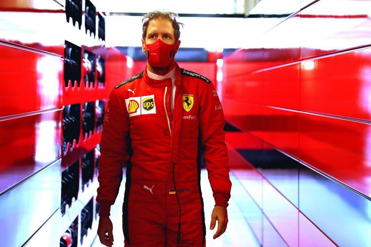 F1 | F1キャリア最悪のシーズンから多くを学んだベッテル「アストンマーティンでの新たなスタートに役立てたい」
