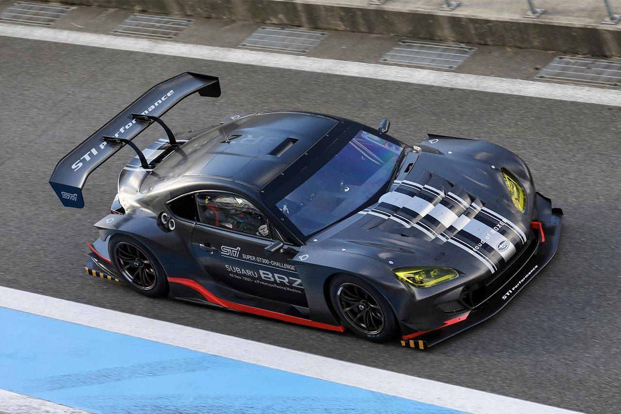 スーパーGT:スバル、2021年モデル?の新型BRZ GT300をYoutube番組とSNS内で公開