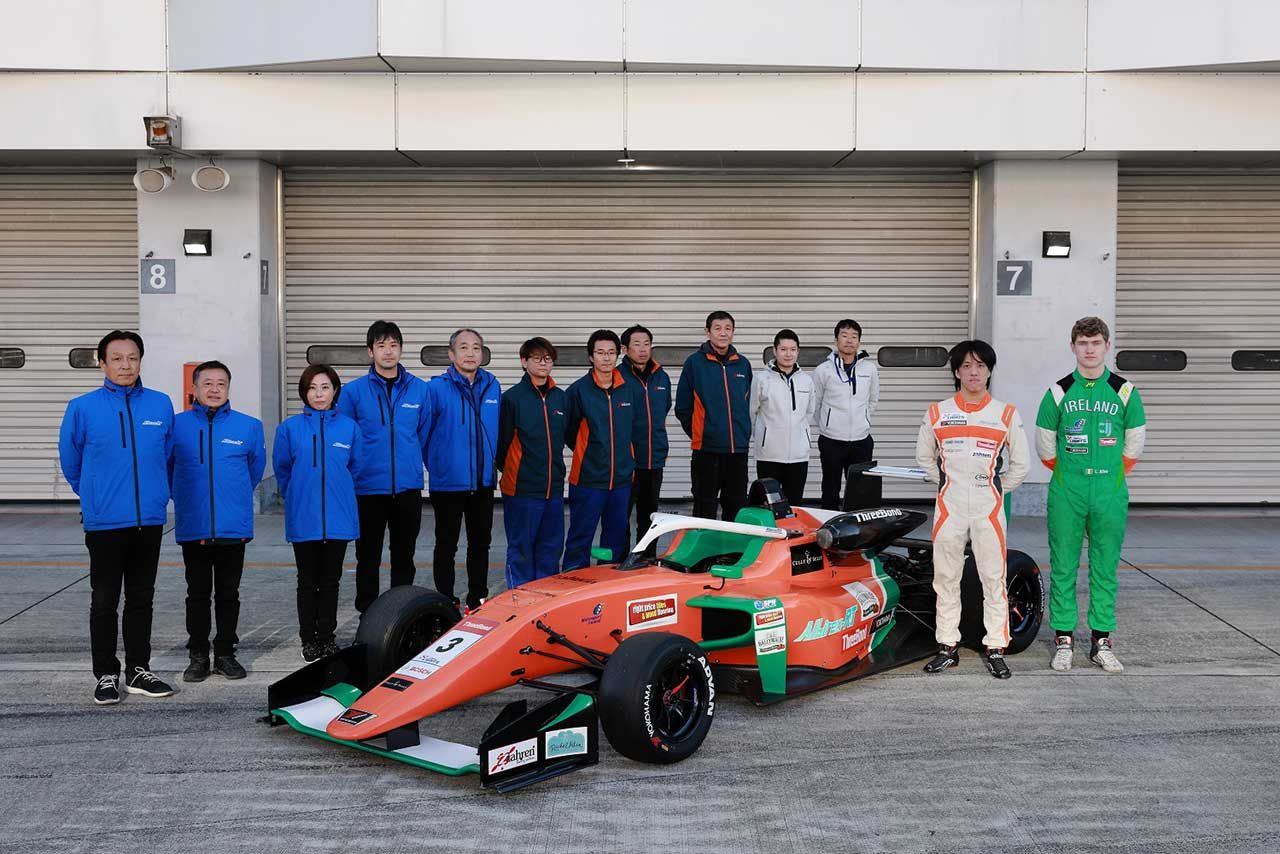 アルビレックスレーシングチーム スーパーフォーミュラ・ライツ第15・16・17戦 レースレポート