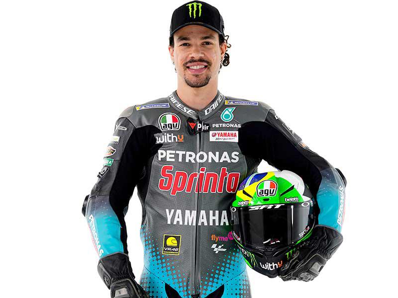 MotoGP | フランコ・モルビデリ(モンスターエナジー・ヤマハMotoGP) 2021年